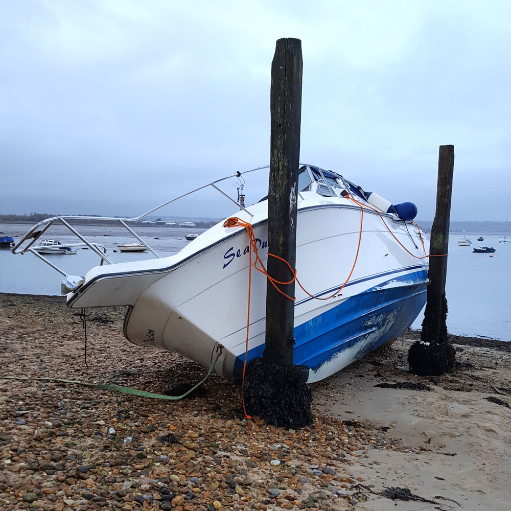 Hayling Island Vessel Recovery